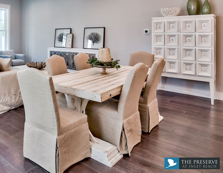 Preserve at Inlet Beach dining room