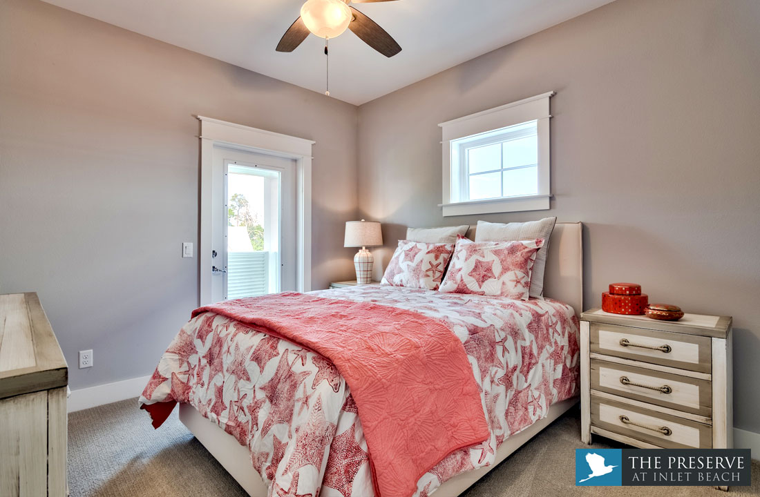 The Preserve at Inlet Beach model home